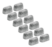 12-Pack - KitchenAid Compatible Coffee Maker KCM11WF Charcoal Water Filter Pods