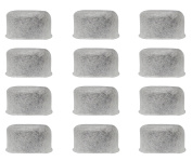 BVANQ Charcoal Coffee Filter Replacement for KitchenAid Coffee Maker KCM111 & KCM112, Replace KitchenAid KCM11WF