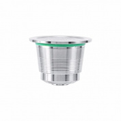 Reusable Nespresso Capsules, Stainless Steel Refillable Pods for Nespresso Machines