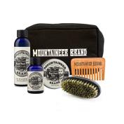 Canvas Dopp Beard Care Kit by Mountaineer Brand