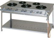 MGT-157DS Maruzen gas range base standard series