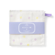 Cleaning cloth floral pattern