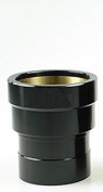 "TS-Optics 2"" Extension Tube with brass compression ring for telescopes - Length 35mm, TSV235"