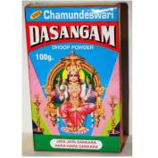 Dasangam Pure Original Dhoop Powder for Hindu Pooja, Hawan, Festival, 100gm