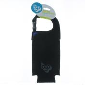 Built BYO Water Bottle Bag 25-980ml Insulated Black Neoprene Tote