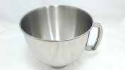 Mixer 4.7l S.S. Bowl w/handle for KitchenAid, K5THSBP, W10245282, WPW10676080
