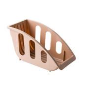 Oksale Single Drain Plate Kitchen Rack Holder Spoon Shelf Rack Bowl Dishes Cupboard