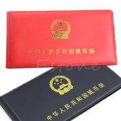 Paper Money Holders Storage Collection Pockets Album Book Collecting