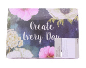 Recollections Create Every Day Post Cards Photo Album Memory Storage Box -4 3/8 x 7 7/8 x 11 3/8