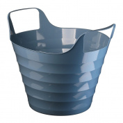 Plast1 Thor Basket Flexi 30L Blue