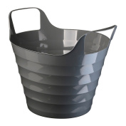 Plast1 Thor Basket Flexi 30L Grey