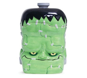 Buton and Burton Halloween Decor Ceramic Frankenstein Monster Cookie Jar