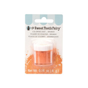 American Crafts Sweet Tooth Fairy Sprinkle Magic Colour Dust Orange