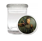 Cable Comic Book Super Heroes Medical Odourless Glass Jar