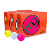 MG Golf Balls Senior Longest with Speed, Distance, & Maximum Enjoyment