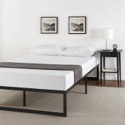 Zinus 36cm Quick Lock Smart Platform Bed Frame / Mattress Foundation / No Boxspring needed, Full