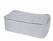 Protective Covers Large Storage Bag for Chair Cushions, Grey