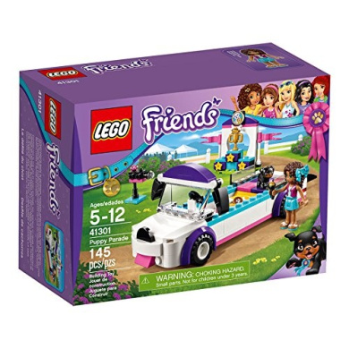 LEGO Friends Puppy Parade, Imaginative Toys, 2017 Christmas Toys
