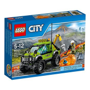 LEGO City - Volcano Exploration Truck, Imaginative Toys, 2017 Christmas Toys