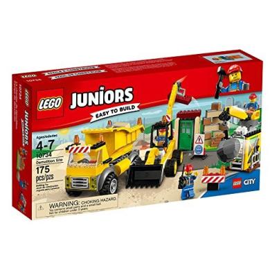 LEGO Juniors Demolition Site, Imaginative Toys, 2017 Christmas Toys