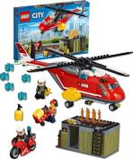 LEGO City Fire - Fire Response Unit, Imaginative Toys, 2017 Christmas Toys