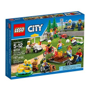 LEGO City - Fun in the park - City People Pack, Imaginative Toys, 2017 Christmas Toys