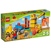 LEGO DUPLO - Big Construction Site, Imaginative Toys, 2017 Christmas Toys