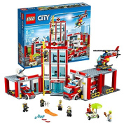 LEGO City Fire - Fire Station, Imaginative Toys, 2017 Christmas Toys