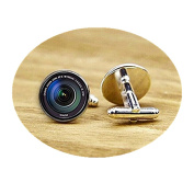 Dslr Lenses Cufflink, Dslr Cufflinks, Lens Jewellery, Camera Lens Cufflinks, Custom Wedding Cufflinks, Lens