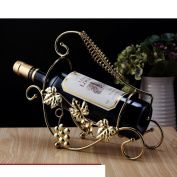 Continental Iron wine cup holder/Home fashion wine rack/Display-H