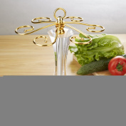 Wine cup holder/Hanging wine rack/European fashion creative hanging upside down wine cup holder-Q