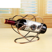 European stainless steel wine rack fashion creative personality/Decoration-S