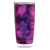 Skin For YETI 590ml Rambler Tumbler – Star Power | MightySkins Protective, Durable, and Unique Vinyl Decal wrap cover | Easy To Apply, Remove, and Change Styles | Made in the USA