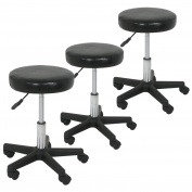 Beauty Hydraulic Rolling Tattoo Salon Stool Massage Facial Spa Stool Chair