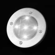LED Light ,Lavany® 5 LED Solar Power Buried Light Ground Lamp Outdoor Path Way Garden Decor