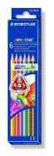 Noris Club Triplus Slim Coloured Pencil - Assorted