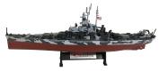 USS Alabama 1944- 1:1000 Ship Model