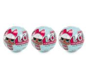 3 PCS LOL Surprise L.O.L. Dolls Lets Be Friends Series 1Balls. Malloom