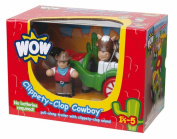 Wow Toys Clippety-Clop Cowboy