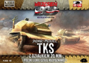 First To Fight Kits 1/72 TKS Polish reconnaissance tank # 001