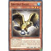 YuGiOh : DOCS-EN035 1st Ed Graydle Eagle Common Card -
