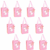 Unicorn Party Bags Small Unicorns Are Real Gift Bags Pack Of 10