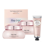 Re:NK Triple Radiance Colour Cream Season 4 SPF30/PA++, 45ml/1.5oz 1+1+Cream Creansing