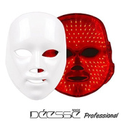 DEESSE Professional LED Beauty Mask, Home Aesthetic Mask, Self Skin Care, Only Red Colour LED SBT-MASK-STD