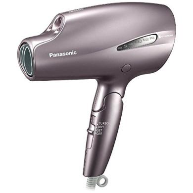 Panasonic hair dryer (Mauve Silver) Panasonic Nanokea EH-CNA99-MS(Japan Import-No Warranty)