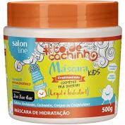 Linha Tratamento (#ToDeCachinho) Salon Line - Mascara Kids {Legal e Hidratar!} 500 Gr -