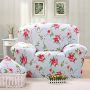 WWQY Printing all four seasons anti-slip fabric sofa towel sets tight elastic covers , chair cover