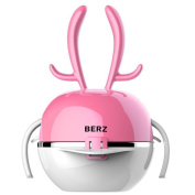Baby Dinnerware Set, Five In One Multi-function, BPA Free Rainbow Elk Pink