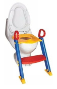 VERBABY TOILET TRAINING Baby Toddler Potty Training Toilet Ladder Seat Steps