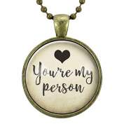 You're My Person Necklace, Gifts For Women, BFF Best Friend Jewellery